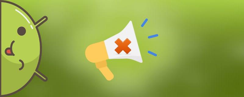Как отключить оповещение населения на Андроид