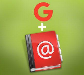 Как синхронизировать контакты на Андроиде с Google