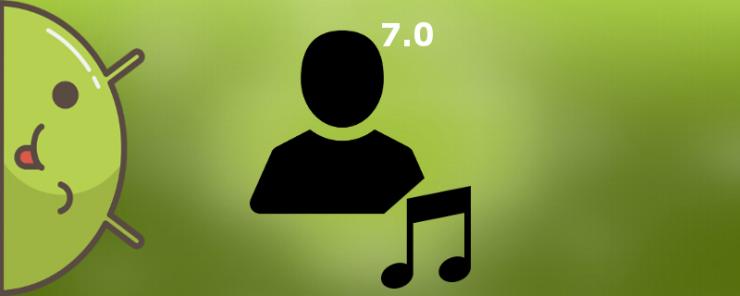 Как поставить мелодию на звонок Андроид 7
