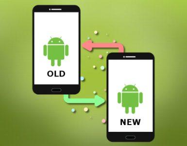 Как перенести контакты с Андроида на Андроид
