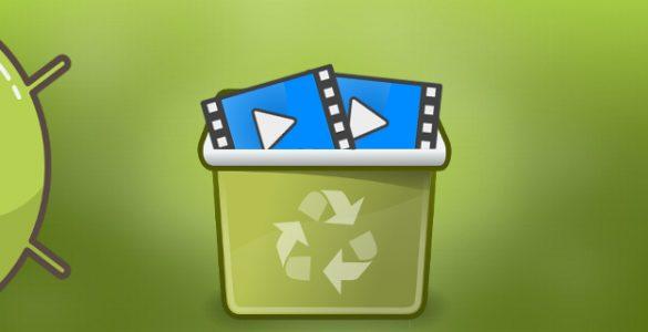 Как восстановить удаленные видео на Андроид телефоне