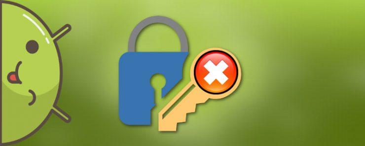 Как разблокировать телефон Андроид, если забыл пароль