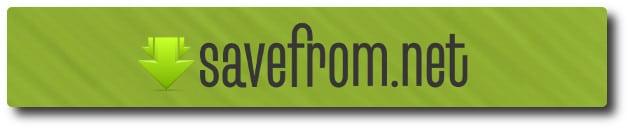 Скачать видео с Ютуба через SaveFrom Net онлайн